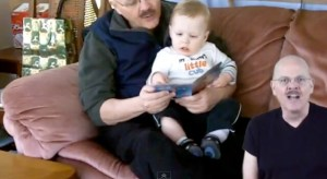 Blog on SpiritedGranddad.com with Beckett and Granddad
