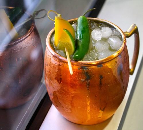 spiritedla mango cocktail 3