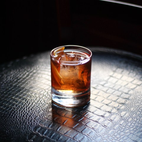 Old Fashioned at Little River Restoratives. Photo by SpiritedLA.