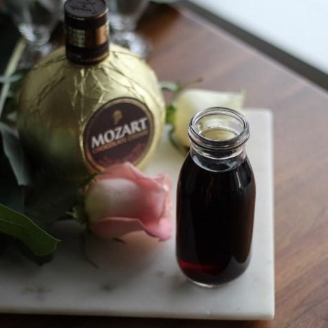 Mozart Milk Chocolate Cream Liqueur And Coffee