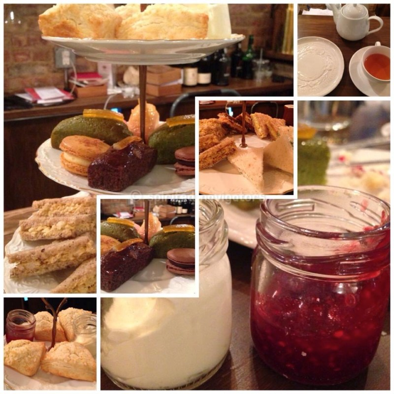 Afternoon Tea at The Pierre Hotel, New York