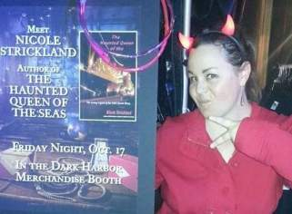 Dark Harbor Book Signing