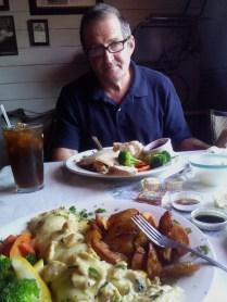 25 Breadline Cafe Dinner