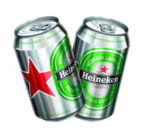 Heineken New Star Can design