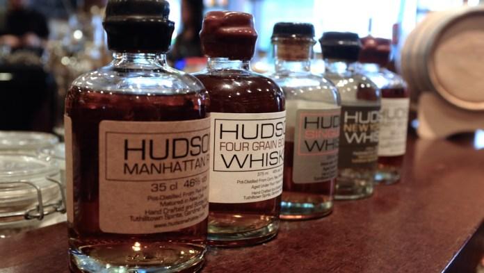 hudson whiskey range
