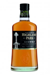 Highland Park Warrior Sigurd