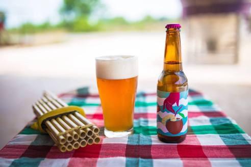 beerfest lamzing pina colada