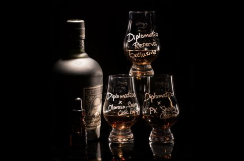The Other Room Diplomatico Reserva Exclusiva Flight #1