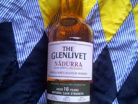 The Glenlivet 16 Year Old Nadurra