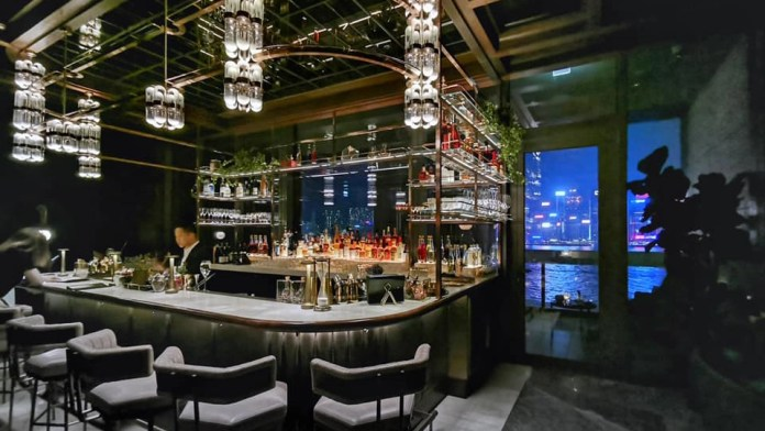 A Women-Only Speakeasy Bar Just Opened At Luxury Hotel Rosewood Hong Kong