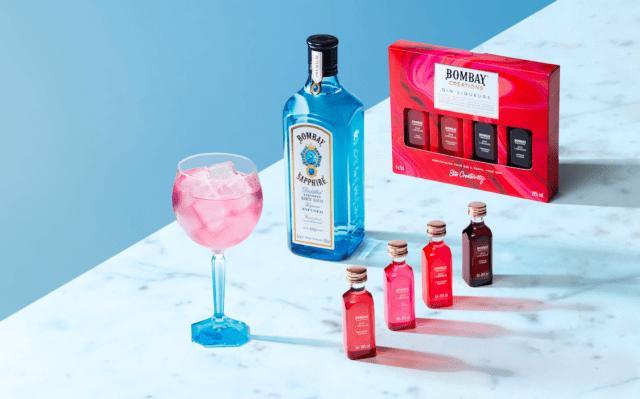 Bombay Sapphire Unveils Four New Liqueurs