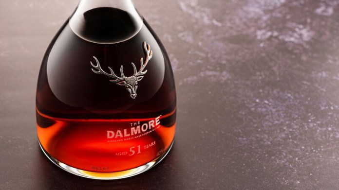 Dalmore Just Released A 51-Year-Old Whisky That Costs $71,000 And There Are Only 51 Bottles Available