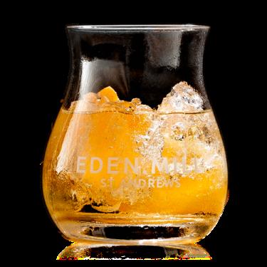Eden Mill Oak Gin Orange and Ginger Ale