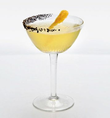 Hepple Gin Fireside Martini