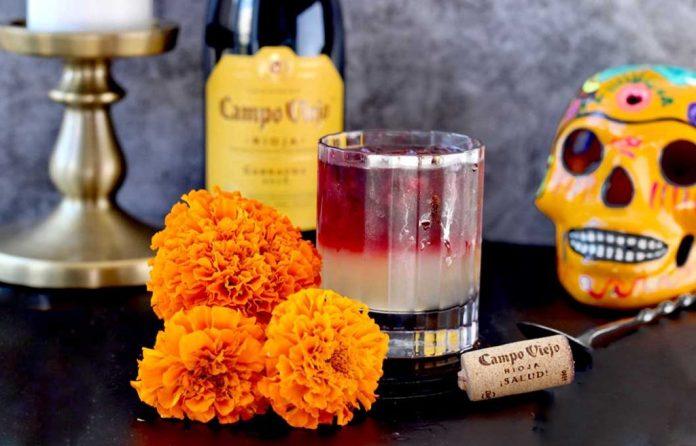 Campo Viejo Sour Day of the Dead