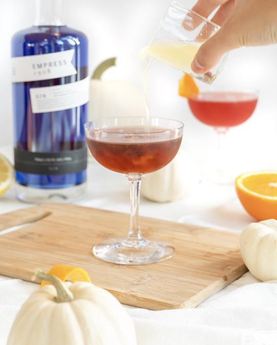 Halloween Cocktails Empress Gin 2020