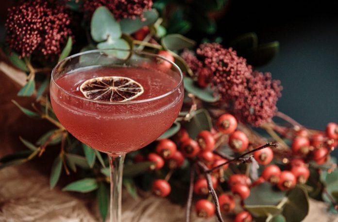 Halloween Cocktails red