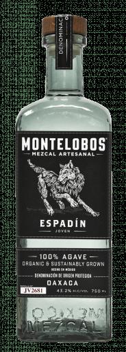 Montelobos Espadin bottle