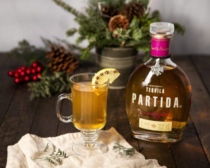 Tequila Partida National Hot Toddy Day