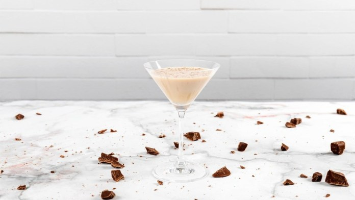 Five Farms Irish Chocolate Truffle Martini