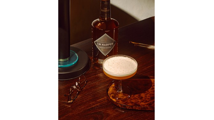 Harper Spiced Spring Cocktail