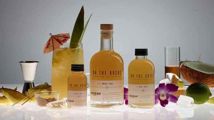 OTR Mai Tai lifestyle - National Rum Day cocktails