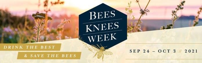 Bar Hill Bee's Knees Week banner
