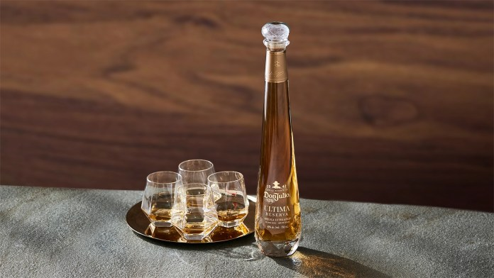 Don Julio Celebrate 80th Anniversary With Ultima Reserva, Tequila Made With Final Agave Harvest Planted By Late Founder