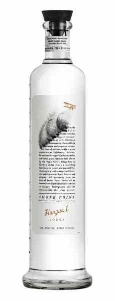 Hangar 1 Smoke Point Vodka - Bottle Shot