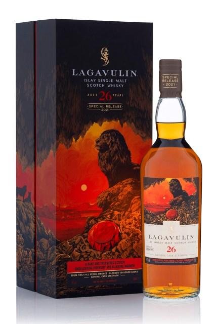 Lagavulin 26 Years Old diageo-legends-untold