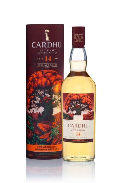 Cardhu 14 Years Old