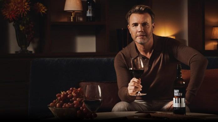 Gary Barlow Organic Wine