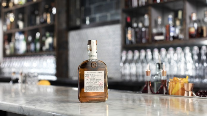 Woodford Reserve 25 Years
