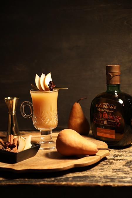 Fall Cocktails Buchanan