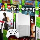 6 nouveaux jeux rétrocompatibles sur Xbox One