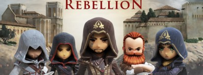 [Teaser] Assassin's Creed Rebellion, le nouvel épisode sera sur mobiles