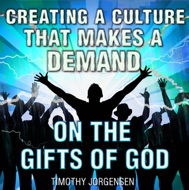 create a culture that makes a demand