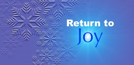 Return to Joy Meditation Workshop