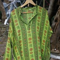 Om shirt, indian cotton