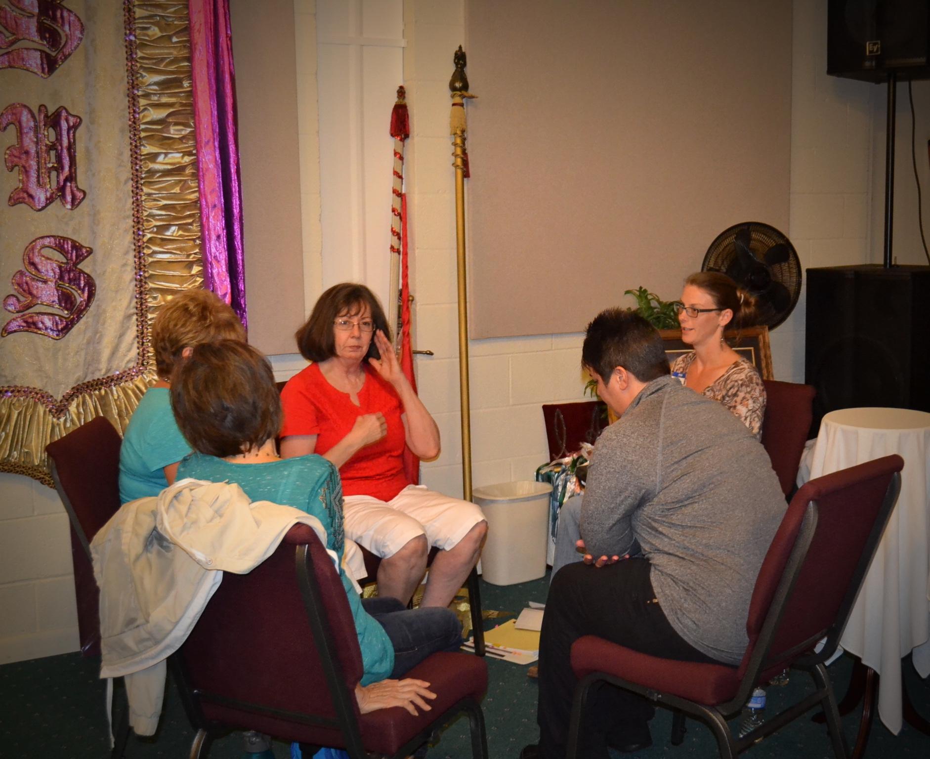 evangelism workshop