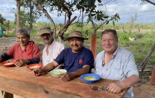 Work continues to develop on many different fronts with the people of Latin America