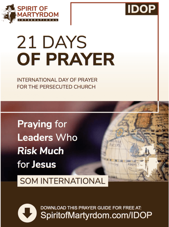 International Day of Prayer for the Persecuted Church