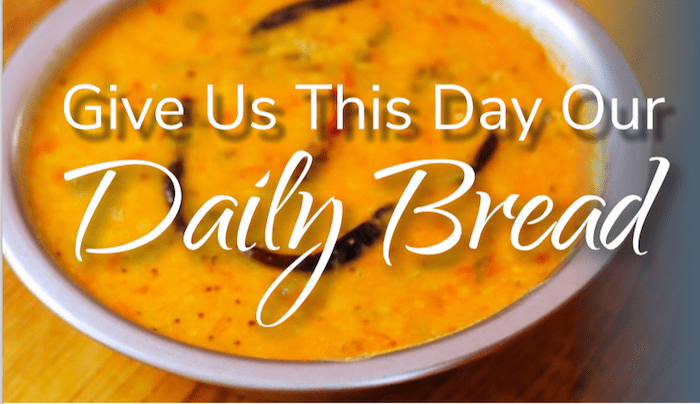 Dal Recipe From India
