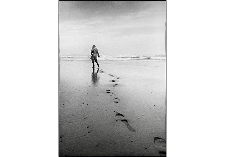 Cornwall Beach by Brian Tyson
