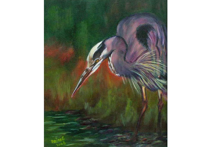 Fishing by Anita Gutteridge