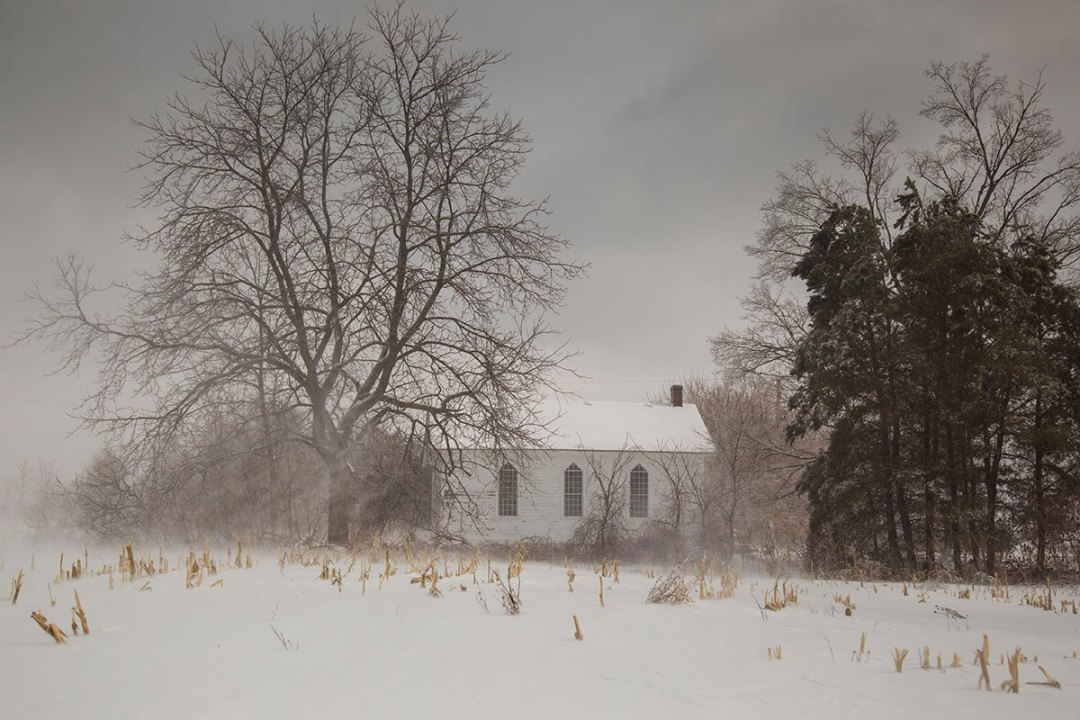 Winter Ghosts by Lori Gillespie