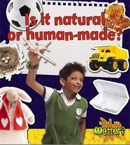Is it natural or human-made
