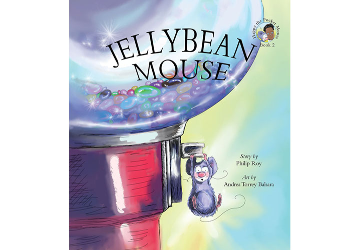 Jellybean Mouse - Illustrated by by Andrea Torrey Balsara