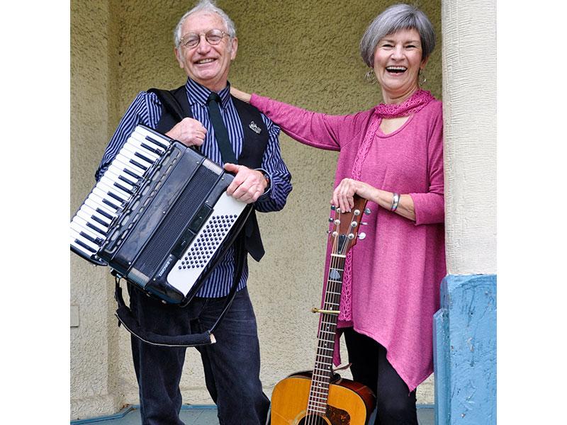 Tom Leighton and Marie-Lynn Hammond