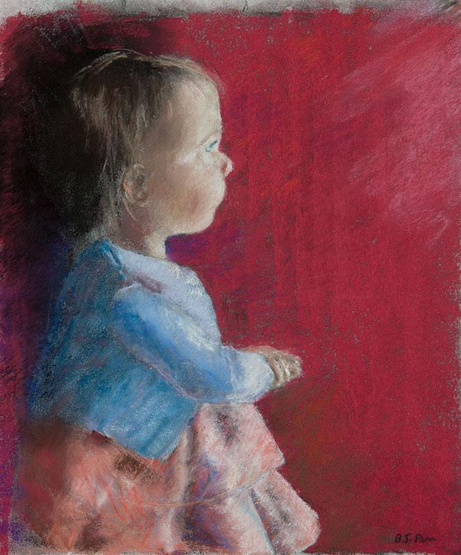 Sweet Shiloh Girl by Barbara Pim